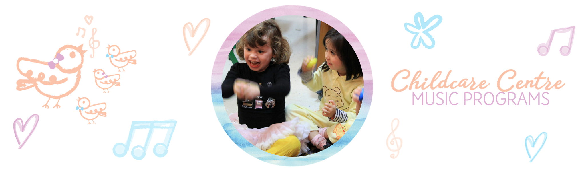 Childcare Ceentre Music Programs