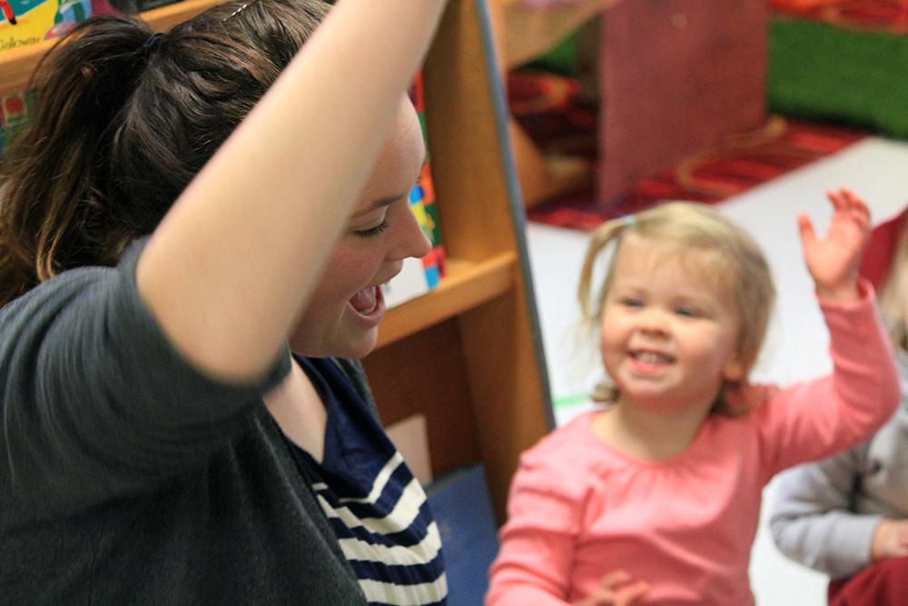I Can Sing a Rainbow: Nursery Rhymes and Language Development